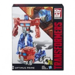 Hasbro Transformers Generations  Optimus Prime (7 Steps)