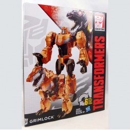 Hasbro Transformers Generations Grimlock (6 Steps)
