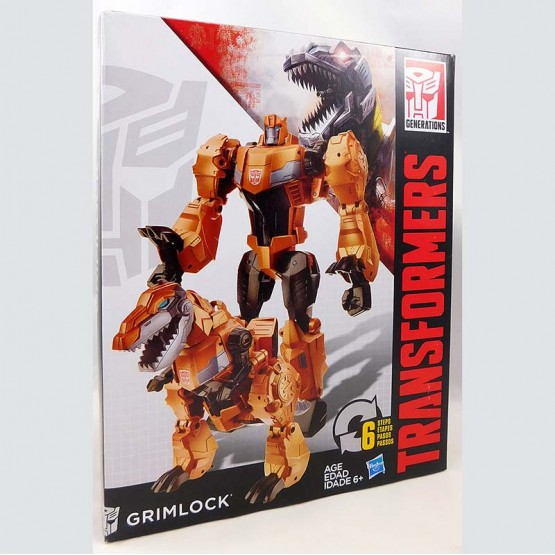 Hasbro Transformers Generations Grimlock (6 Steps)