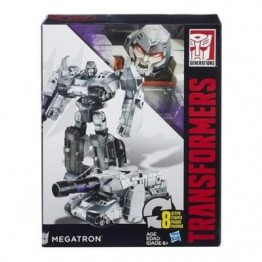 Hasbro Transformers Generations Megatron (8 Steps)
