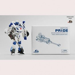 Guilty G-05J Pride - FOC Jazz Upgrade Kit (Hasbro Ver)
