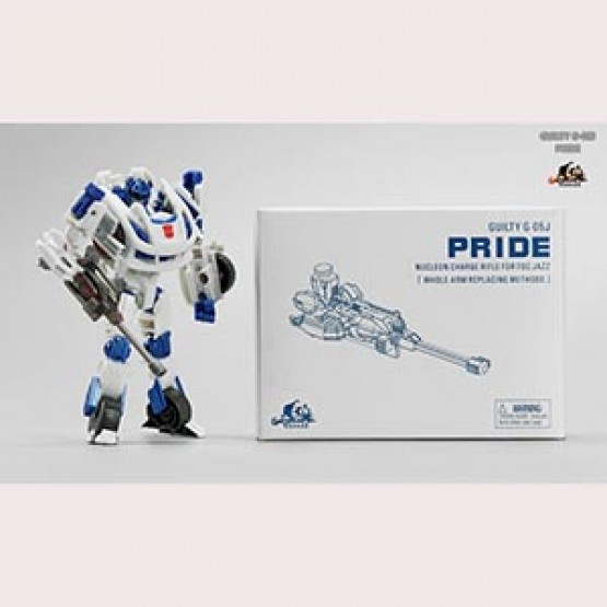 Guilty G-05J Pride - FOC Jazz Upgrade Kit