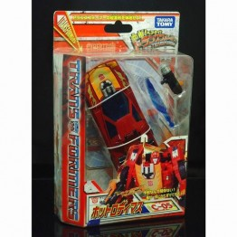 TarkaTomy Transformers Henkei Classics - C-05 Hot Rodimus