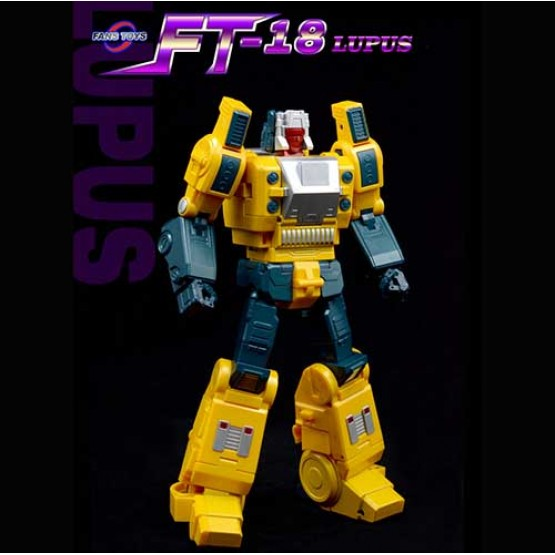 Fanstoys FT-18 Lupis