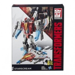 Hasbro Transformers Generations Starscream (6 Steps)