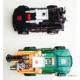 X2toys XT003 Trailcutter & Hoist upgrade Kit (Metallic Edition)