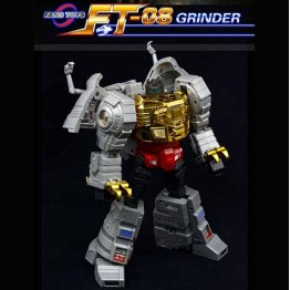 FansToys FT-08 Grinder (Rerun)