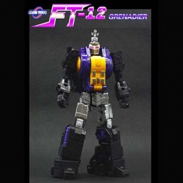 FansToys FT-12T - Grenadier (Purple) Chest