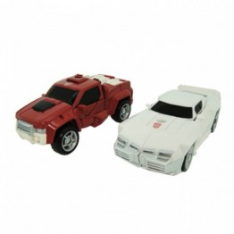 TakaraTomy Transformers Legends LG08 Swerve & Tailgate Set