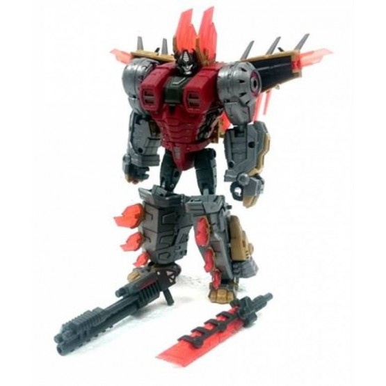 Planet X PX-04 Summanus Dinobot (Rerun)