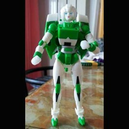 MGT-01 Delicate Warrio (Green)