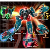 Fansproject - Function X-V - M.A.D.L.A.W