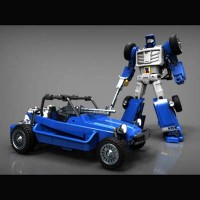 Xtransbots - MM-VIII Arkose (Rerun)