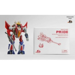 Guilty G-05S Pride - FOC Starscream Upgrade Kit (Hasbro Ver)