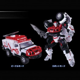 TarakaTomy TRANSFORMERS 4 AD-15 RATCHET