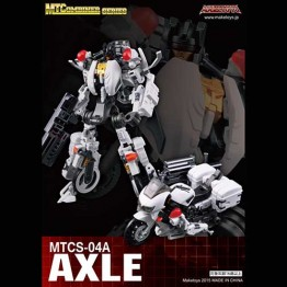 Maketoys CM04A AXLE (Rerun Optimized Ver)