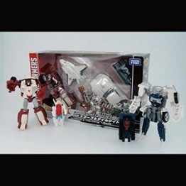 TakaraTomy Transformers Legends LG08 Swerve & Tailgate Set