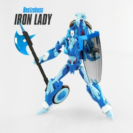 Beelzeboss BLZ-06 Iron Lady Custom Kit