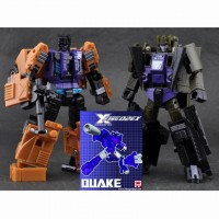 Fansproject Crossfire 02 Colossus set +Quake