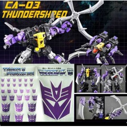 Fansproject Causality CA-03 Thundershred
