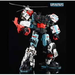 Maketoys Guardia (Defensor) Full set