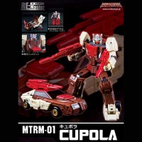 Maketoys  RM-01A CUPOLA with Replacement Parts Kit