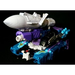 DMY Studio D-03 Missile Upgrade Kit (Takara Ver)
