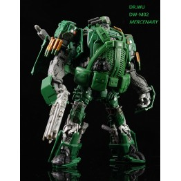 Dr Wu TF movie4 hound upgrade kit