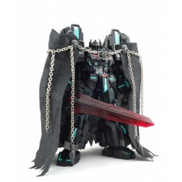 Maketoys Exclusive Limited Battle Tankes Series - MT-04 Nemesis