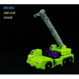 Dr Wu DW-P28 Hook