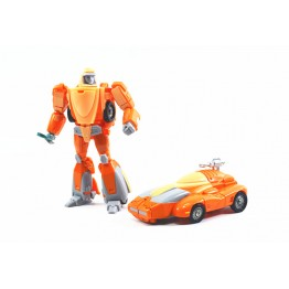 X-Tranbots MM-IV Die Cast Ollie  (Improved Ver)