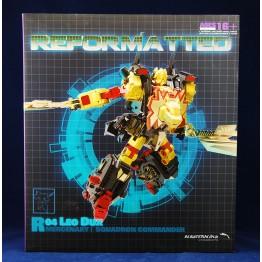 MMC Feral Rex R-04  Leo Dux  Squadron Commander