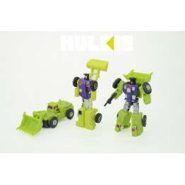DX9 War in Pocket X07-X12 Hulkie