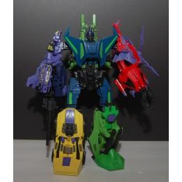 XTransbots~ Boosticus Upgrade Kit (BEK-01R) Hasbro