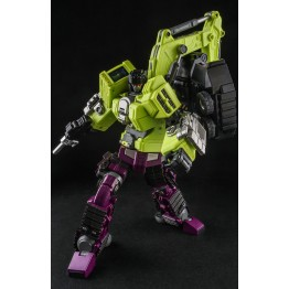 Generation Toy - Gravity Builder - GT-01C Navvy