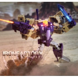 IronFactory- IF-EX13  Blitzwing