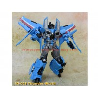 IGear IG-C03 Raptor Squadron Thunder-Wrath (Blue)