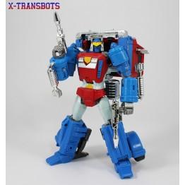 X-Transbots Hoss