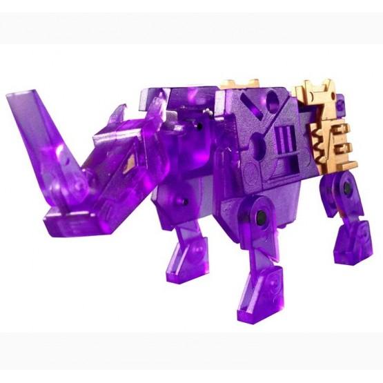 KFC CST-01E Energy Evil Rhinohorn (Clear Purple)