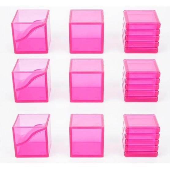 KFC  KP-15 E-Nergon Cubes  (Pink 9)