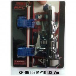 KFC-KP-06 for MP-10 Articulated Hands( Hasbro)