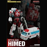 MakeToys  MTCM-04D HIMED (Rerun)