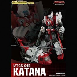 MakeToys MTCM-04E  KATANA
