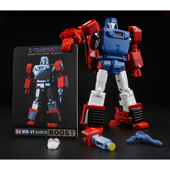 X-Transbots MM-VI Boost Rerun  (Cartoon ver)