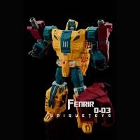 Unique Toys Ordin -03 Fenrir