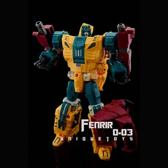 Unique Toys Ordin -03 Fenrir