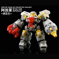 Master Made SD SDT-03 Apollo (Rerun)