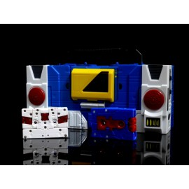 KFCTOYS DOUBLEDECK WITH STINGER AND MANDY CASSETTES