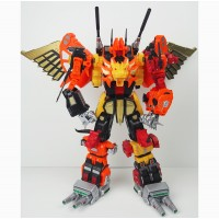 Unique Toys Predaking Full Set