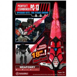 Perfect Effect  PC-13 Perfect Combiner Upgrade Sword